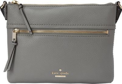 kate spade new york Jackson Street Gabriele Crossbody Willow - kate spade new york Designer Handbags