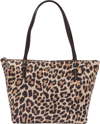 kate spade new york Watson Lane Leopard Maya Shoulder Bag Leopard Multi - kate spade new york Designer Handbags