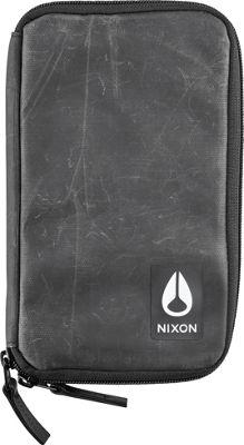 Nixon Route Passport Holder II Black - Nixon Travel Wallets