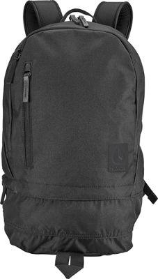Nixon Ridge Laptop Backpack SE II All Black - Nixon Laptop Backpacks