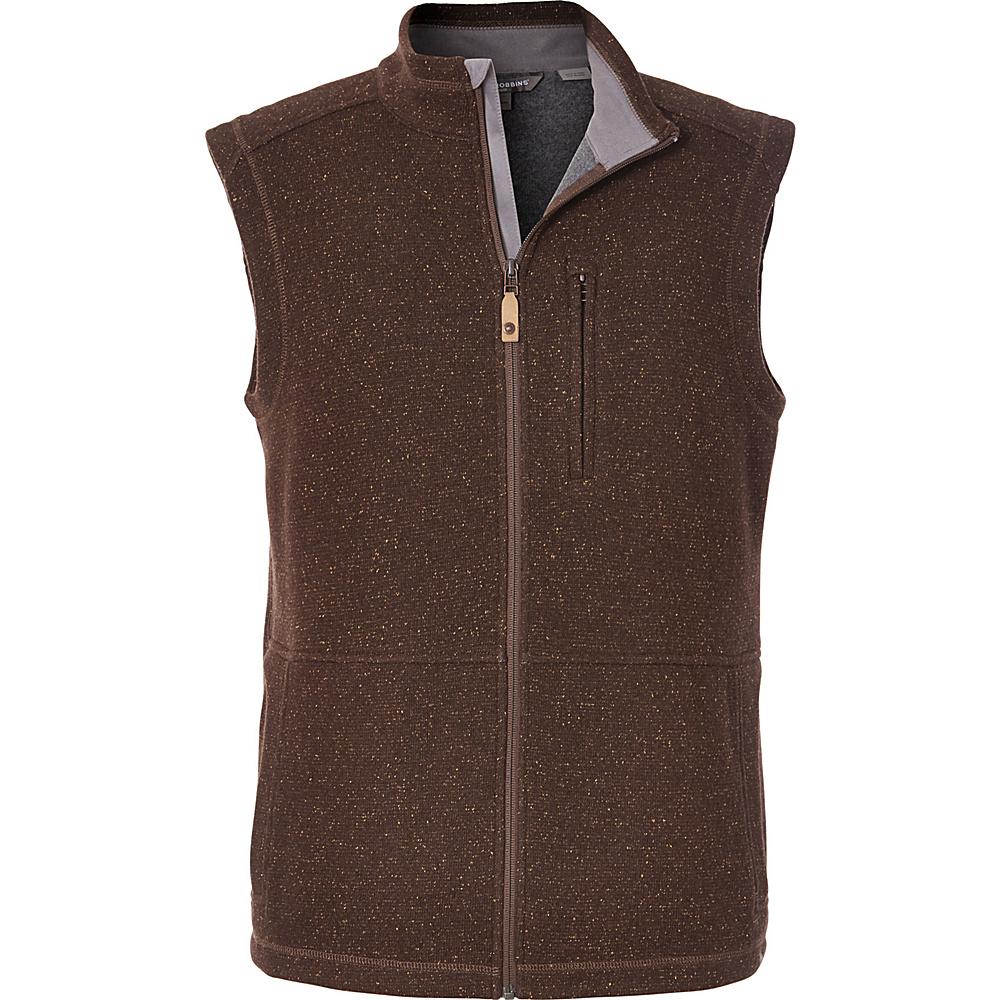 Royal Robbins Mens Dolomites Sweater Fleece Vest M - Earth - Royal Robbins Mens Apparel - Apparel & Footwear, Men's Apparel