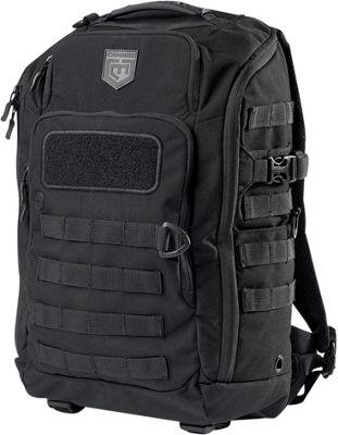 Cannae Pro Gear Legion Day Pack Black - Cannae Pro Gear Tactical
