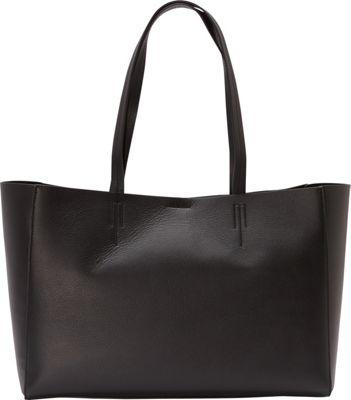 "Samsonite Business 16.5"" Leather Tote Black - Samsonite Luggage Totes and Satchels"