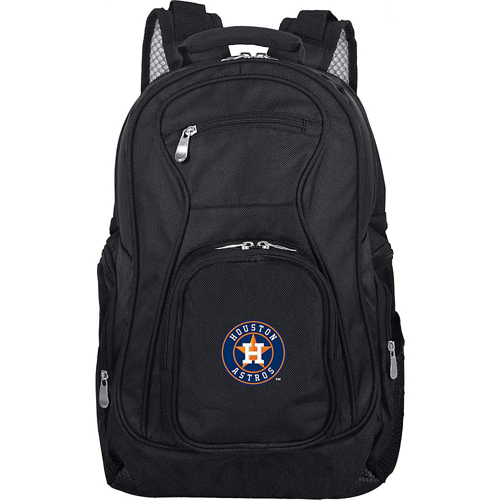 MOJO Denco MLB Laptop Backpack Houston Astros - MOJO Denco Business & Laptop Backpacks - Backpacks, Business & Laptop Backpacks