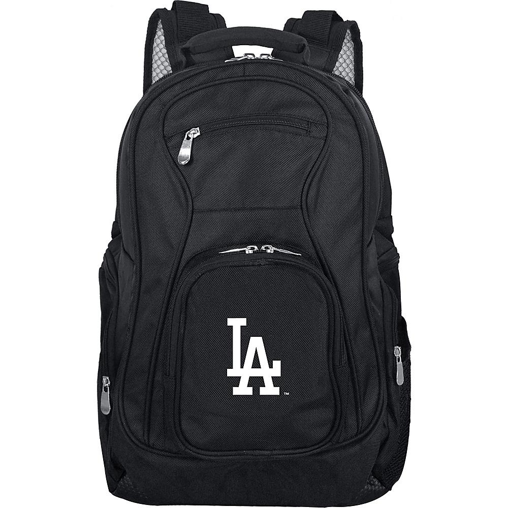 MOJO Denco MLB Laptop Backpack Los Angeles Dodgers - MOJO Denco Business & Laptop Backpacks - Backpacks, Business & Laptop Backpacks