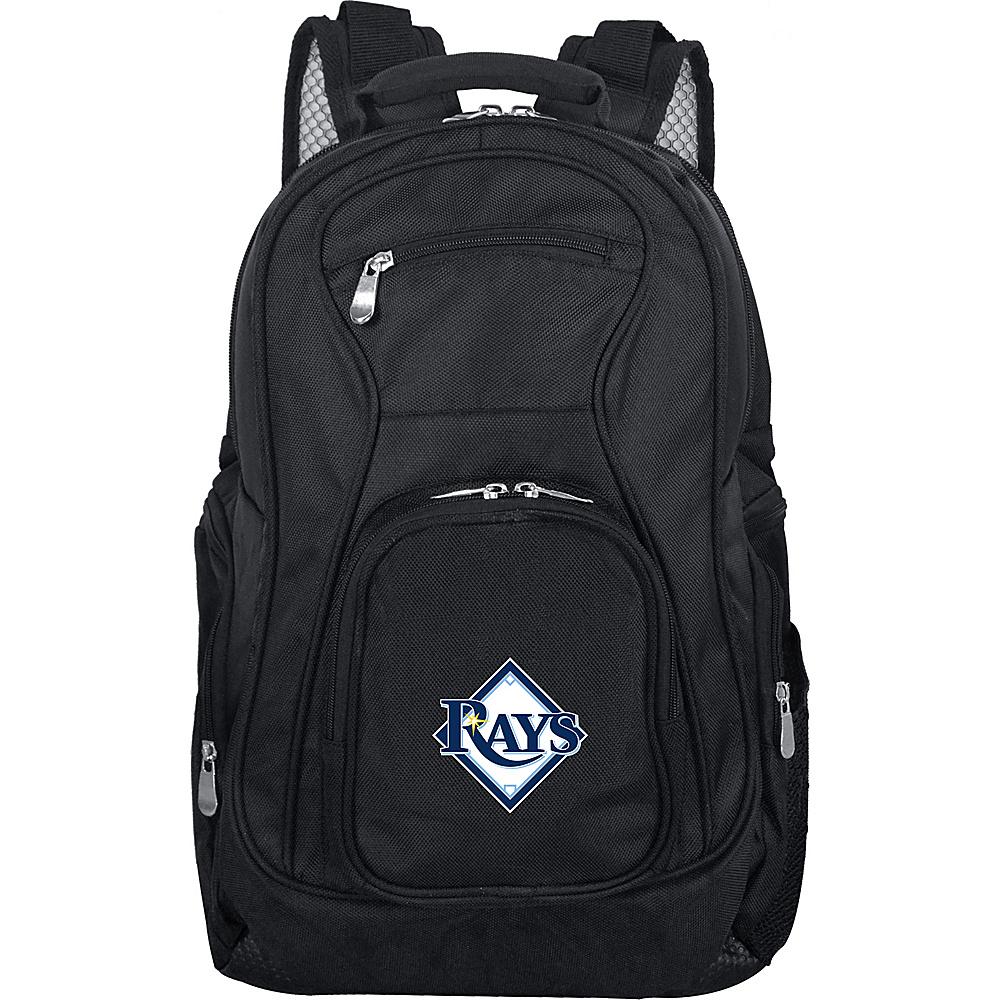 MOJO Denco MLB Laptop Backpack Tampa Bay Rays - MOJO Denco Business & Laptop Backpacks - Backpacks, Business & Laptop Backpacks