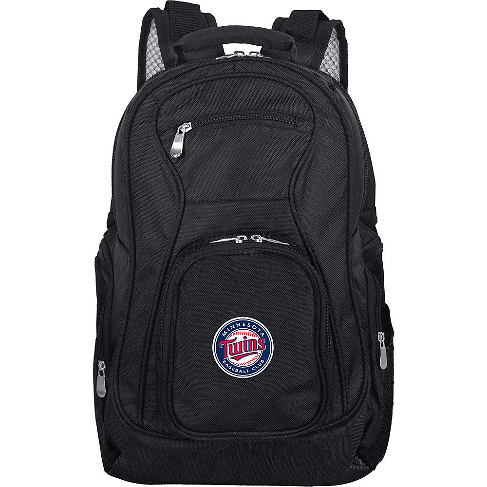 MOJO Denco MLB Laptop Backpack Minnesota Twins - MOJO Denco Business & Laptop Backpacks - Backpacks, Business & Laptop Backpacks
