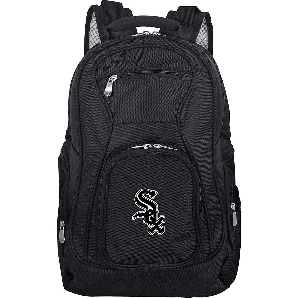 MOJO Denco MLB Laptop Backpack Chicago White Sox - MOJO Denco Business & Laptop Backpacks - Backpacks, Business & Laptop Backpacks