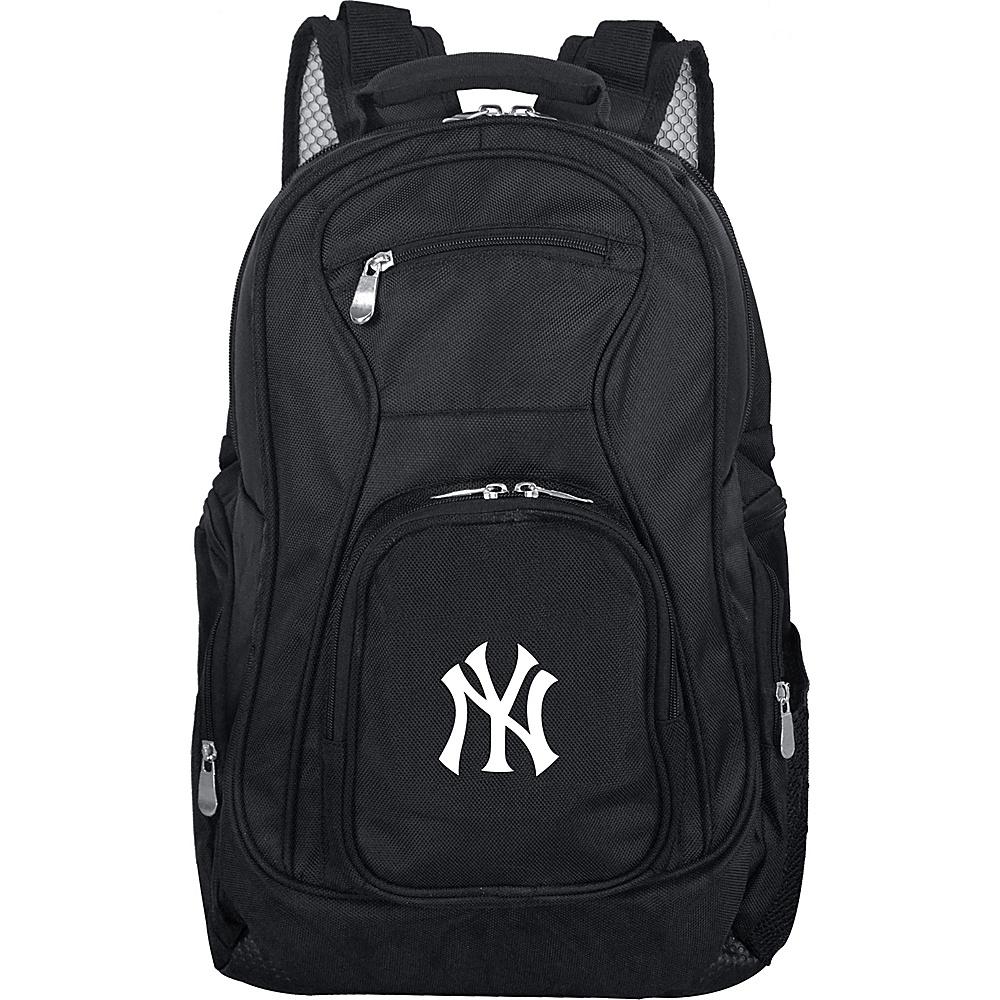 MOJO Denco MLB Laptop Backpack New York Yankees - MOJO Denco Business & Laptop Backpacks - Backpacks, Business & Laptop Backpacks