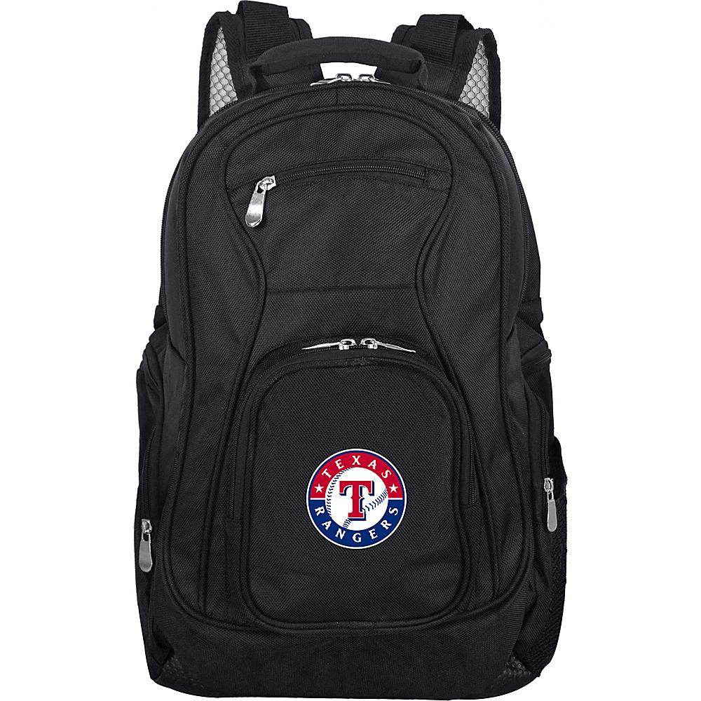 MOJO Denco MLB Laptop Backpack Texas Rangers - MOJO Denco Business & Laptop Backpacks - Backpacks, Business & Laptop Backpacks