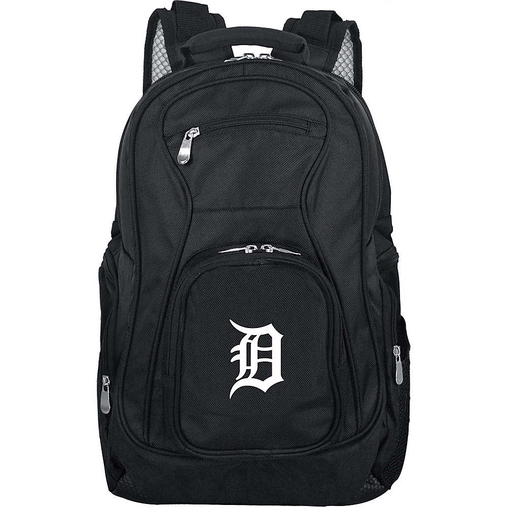 MOJO Denco MLB Laptop Backpack Detroit Tigers - MOJO Denco Business & Laptop Backpacks - Backpacks, Business & Laptop Backpacks