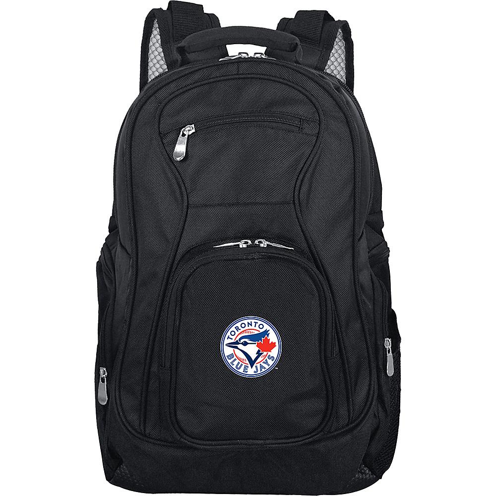 MOJO Denco MLB Laptop Backpack Toronto Blue Jays - MOJO Denco Business & Laptop Backpacks - Backpacks, Business & Laptop Backpacks