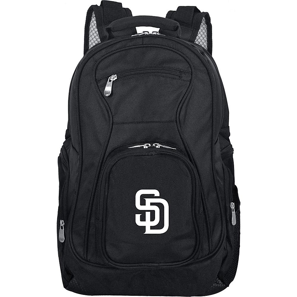 MOJO Denco MLB Laptop Backpack San Diego Padres - MOJO Denco Business & Laptop Backpacks - Backpacks, Business & Laptop Backpacks