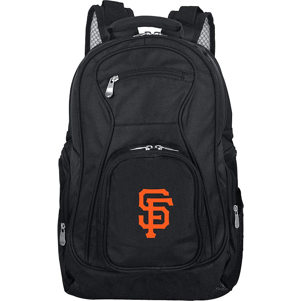 MOJO Denco MLB Laptop Backpack San Francisco Giants - MOJO Denco Business & Laptop Backpacks - Backpacks, Business & Laptop Backpacks