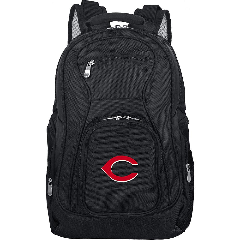 MOJO Denco MLB Laptop Backpack Cincinnati Reds - MOJO Denco Business & Laptop Backpacks - Backpacks, Business & Laptop Backpacks
