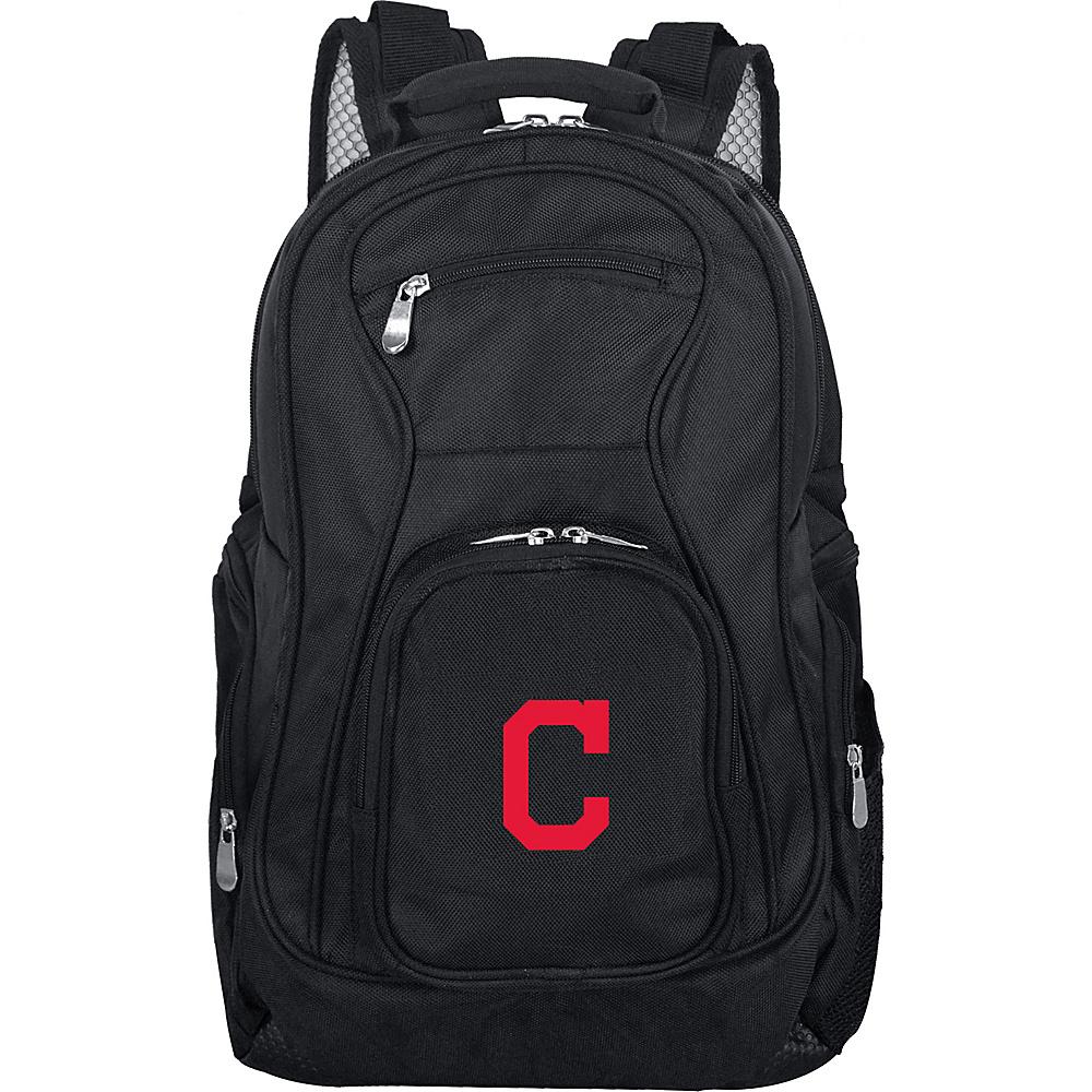 MOJO Denco MLB Laptop Backpack Cleveland Indians - MOJO Denco Business & Laptop Backpacks - Backpacks, Business & Laptop Backpacks