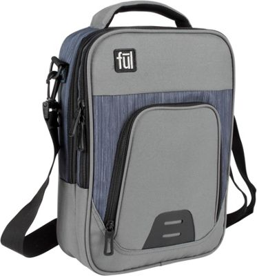 ful Tango Messenger Bag Stone - ful Other Men's Bags