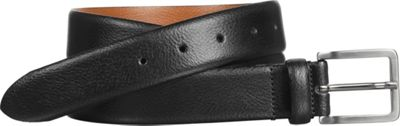 Johnston & Murphy Mens Italian Feathered Edge Belt 32 - B...