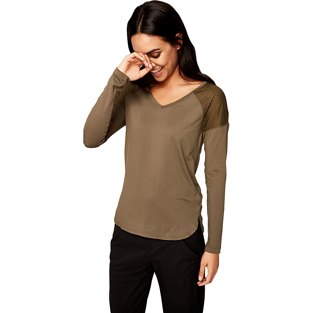 Lole Kuma Top XS - Mount Royal - Lole Womens Apparel - Apparel & Footwear, Women's Apparel