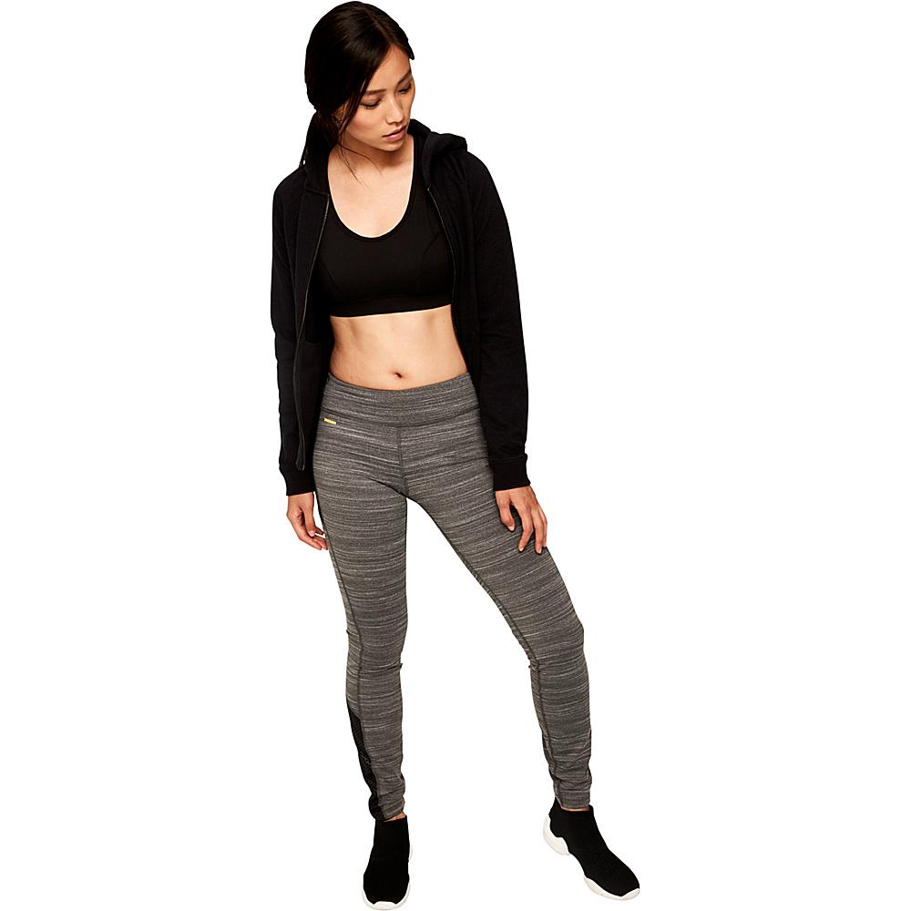 Lole Shock Pant XS - Black Heather - Lole Womens Apparel - Apparel & Footwear, Women's Apparel