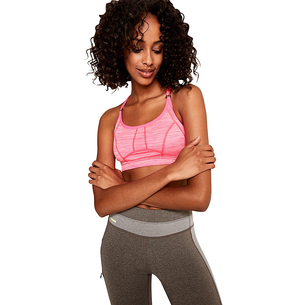 Lole Brittany 2 Bra S - Hot Pink - Lole Womens Apparel - Apparel & Footwear, Women's Apparel