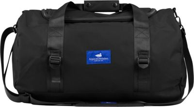Alpine Division North Fork Duffel Black Ripstop - Alpine Division All-Purpose Duffels