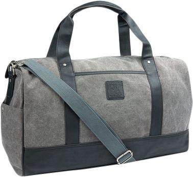 PX Simon Duffel Bag Grey - PX Travel Duffels