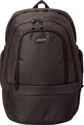 Quiksilver 1969 Special 28L Medium Laptop Backpack Black - Quiksilver Business & Laptop Backpacks