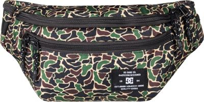 DC Shoes Men's DC Waistpack Fanny Pack Duck Camo - DC Shoes Waist Packs