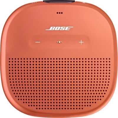 Bose SoundLink Micro Bluetooth Speaker Bright Orange - Bose Headphones & Speakers