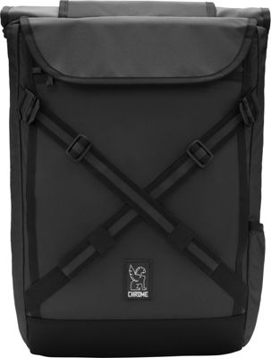 Chrome Industries Bravo 2.0 Welterweight Laptop Backpack Charcoal/Black - Chrome Industries Business & Laptop Backpacks