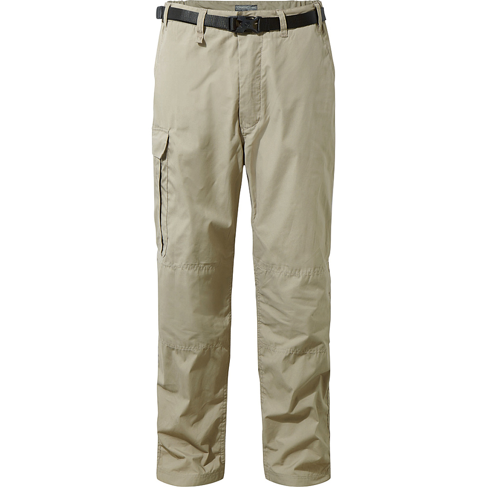 Craghoppers Kiwi Trousers 42 - Regular - Beach - Craghoppers Mens Apparel - Apparel & Footwear, Men's Apparel