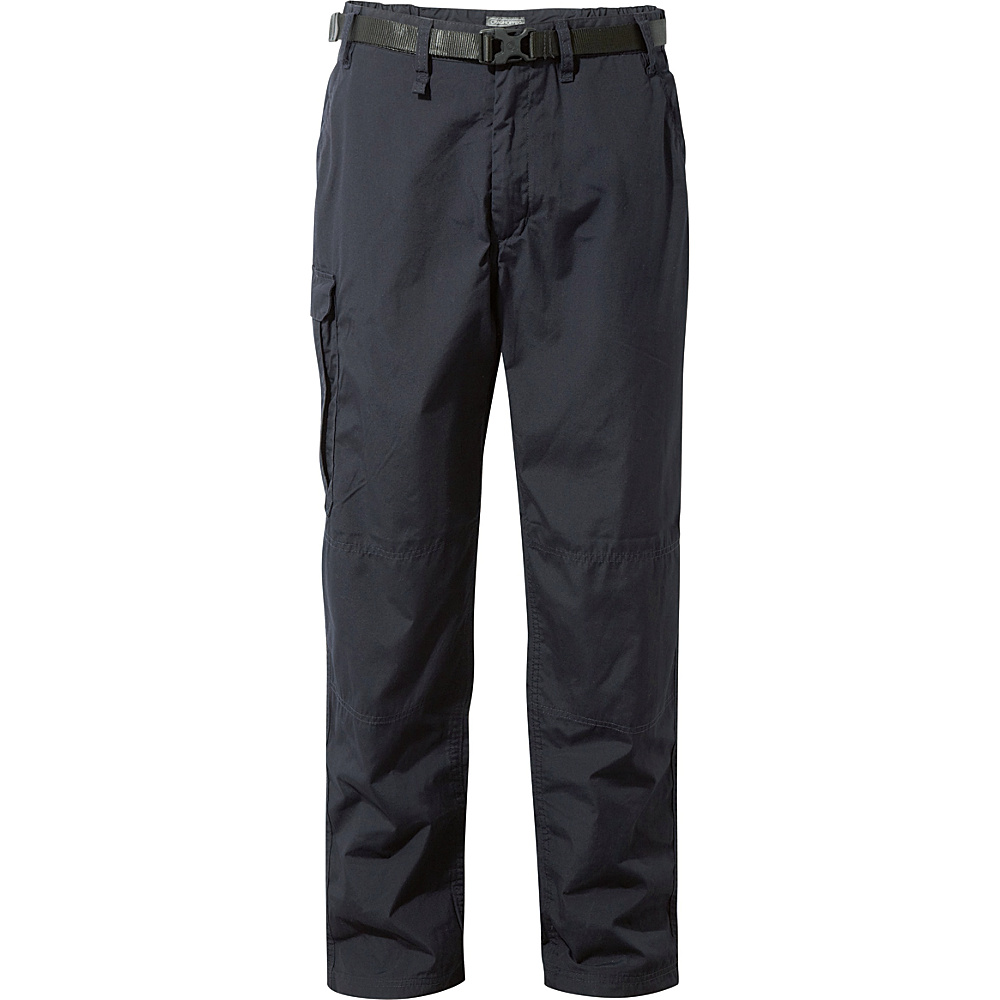 Craghoppers Kiwi Trousers 40 - Regular - Dark Navy - Craghoppers Mens Apparel - Apparel & Footwear, Men's Apparel
