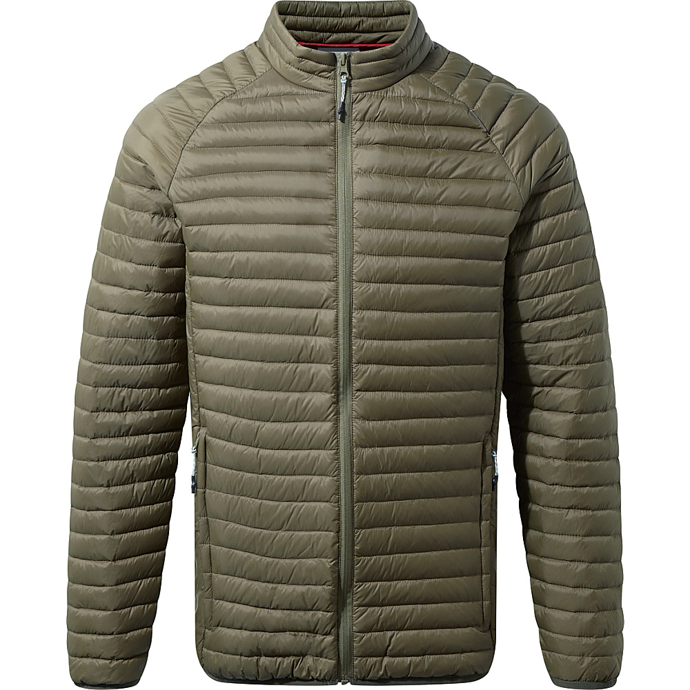 Craghoppers Venta Lite II Jacket S - Dark Moss - Craghoppers Mens Apparel - Apparel & Footwear, Men's Apparel