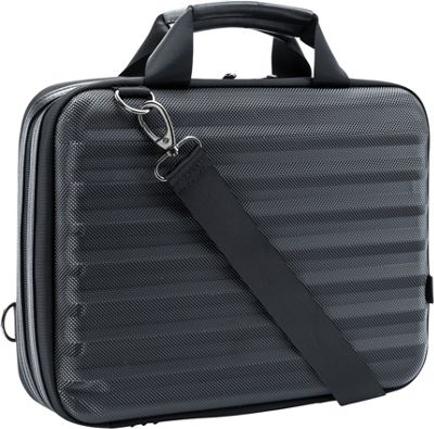 LAX Gadgets 13 inch Laptop and Tablet Case Black - LAX Gadgets Non-Wheeled Business Cases