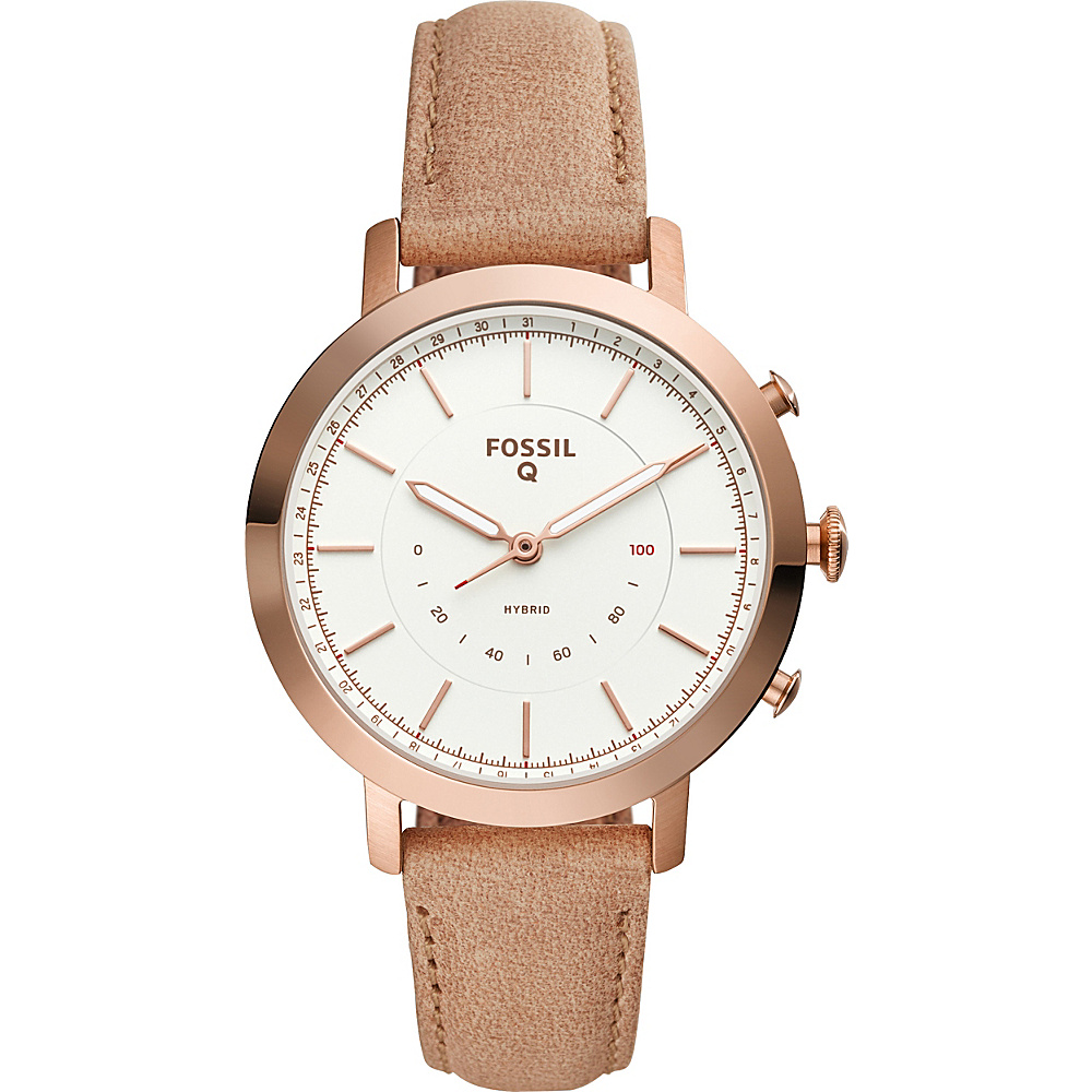 Fossil Hybrid Smartwatch - Q Neely Beige - Fossil Wearable Technology - Technology, Wearable Technology