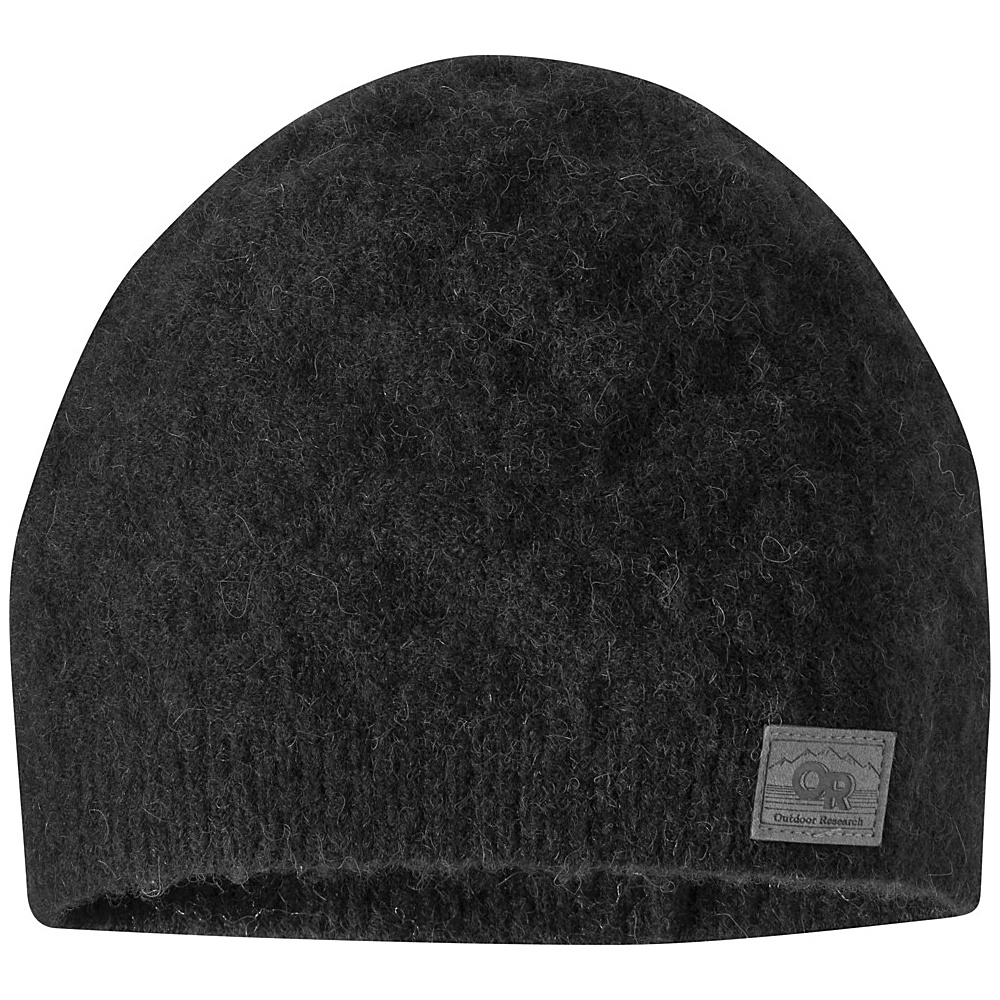 Outdoor Research Apres Beanie One Size - Black - Outdoor Research Hats/Gloves/Scarves - Fashion Accessories, Hats/Gloves/Scarves