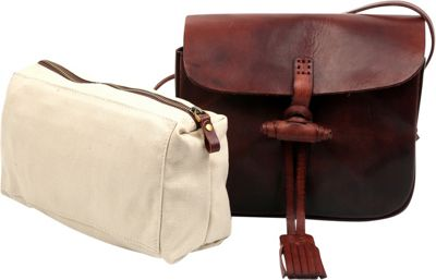 Old Trend Sierra Crossbody Brown - Old Trend Leather Handbags