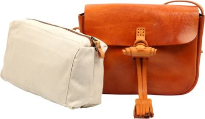 Old Trend Old Trend Sierra Crossbody Chestnut - Old Trend Leather Handbags