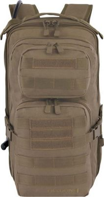 Fieldline Tactical Surge Hydration Pack Coyote - Fieldline Day Hiking Backpacks