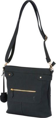 Browning Catrina Concealed Carry Crossbody Black - Browning Manmade Handbags