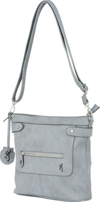 Browning Catrina Concealed Carry Crossbody Grey - Brownin...