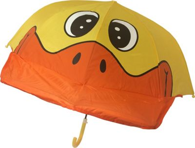 Kingstate Childrens Animal Head Umbrella Duck - Kingstate Umbrellas and Rain Gear