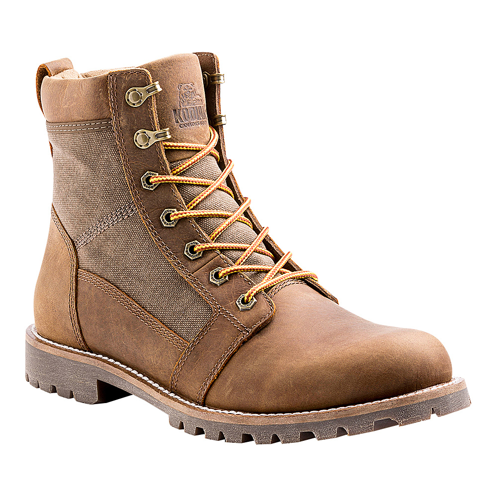 Kodiak Mens Thane Classic Boot 8 - Gold/Tan - Kodiak Mens Footwear - Apparel & Footwear, Men's Footwear