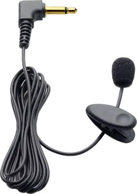 Philips Speech Clip-on Microphone Black - Philips Speech Portable Entertainment