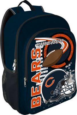 NFL Accelerator Backpack Chicago Bears - NFL Everyday Backpacks