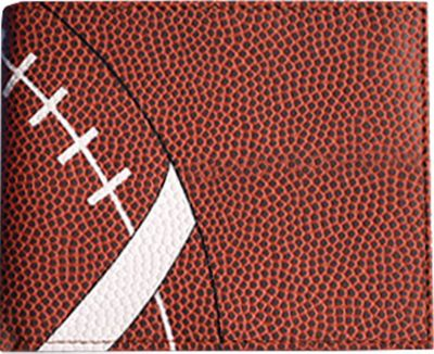 Zumer Football Men's Wallet Football Brown - Zumer Men's Wallets