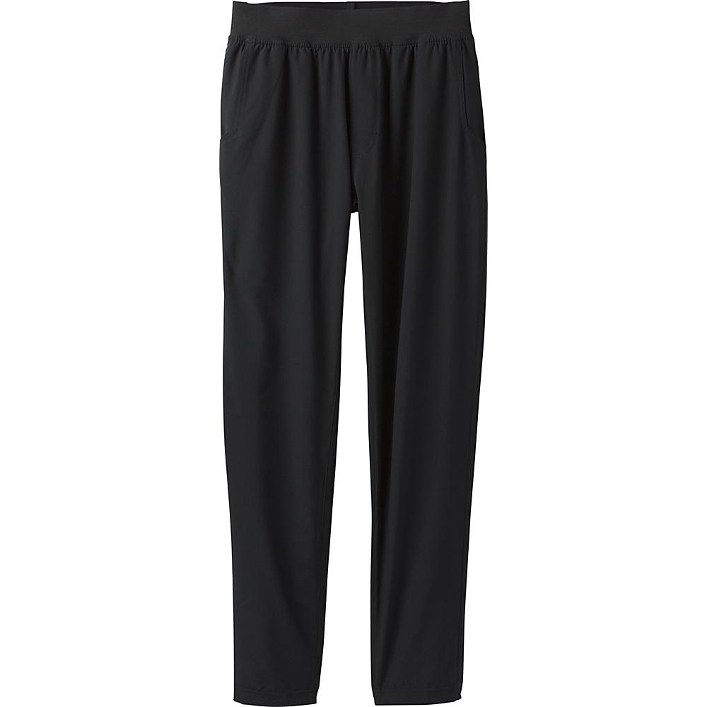 PrAna Super Mojo Pant M - Black - PrAna Mens Apparel - Apparel & Footwear, Men's Apparel