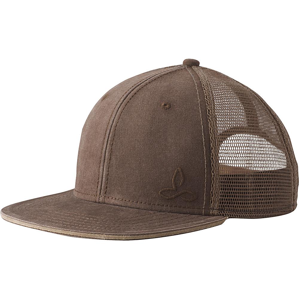 PrAna Karma Trucker One Size - Tree Bark - PrAna Hats/Gloves/Scarves - Fashion Accessories, Hats/Gloves/Scarves