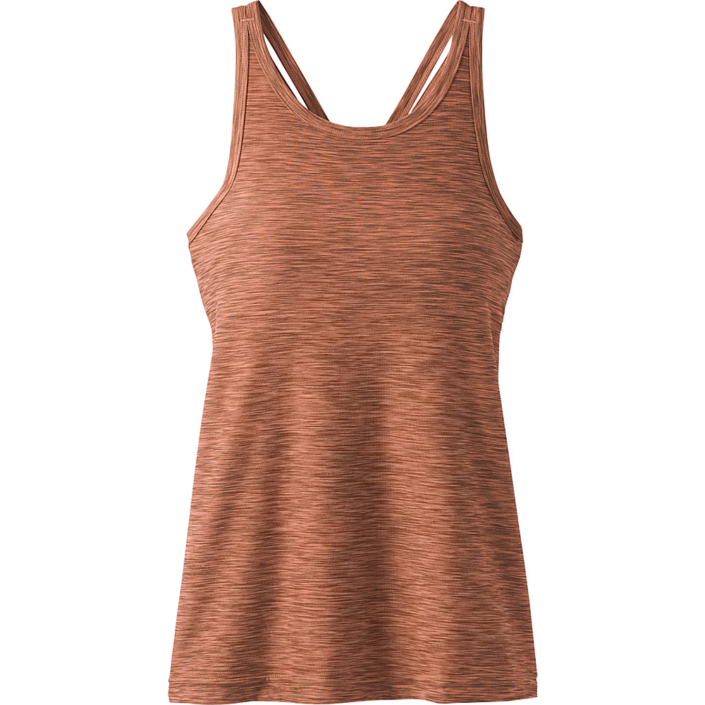 PrAna Alois Top L - Georgia Peach - PrAna Womens Apparel - Apparel & Footwear, Women's Apparel